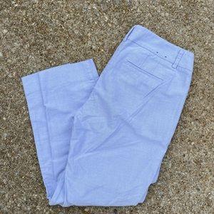 J. Crew Cropped pants